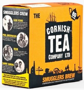 Cornish Tea Co 80 Bags