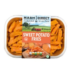 Mash Direct Sweet Potato Fries 250g