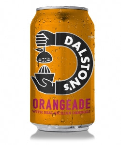 Dalstons Real Orangeade 330ml