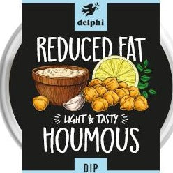 Delphi Reduced Fat Houmous 150g
