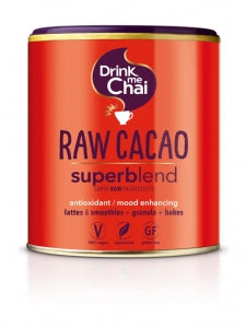 Drink Me Raw Cocoa Superblend 80g
