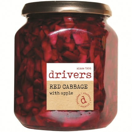 Drivers Red Cabbage & Apple 550g