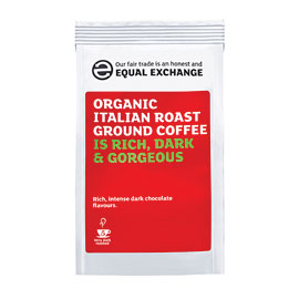 Equal Exchange Italian Ground 227g
