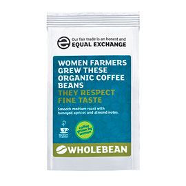 Equal Exchange Women Farmers Coffee Beans 227g