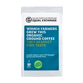 Equal Exchange Women Farmers Grew This Coffee Ground 227g