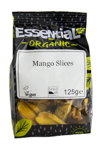 Essential Organic Mango Slices 125g