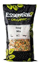 Essential Organic Soup Mix 500g
