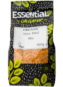 Essential Organic Spicy Dhal Mix 500g