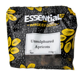 Essential Unsulphured Apricots 250g