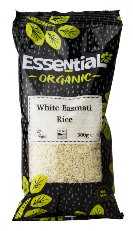 Essential Basmati Rice White 500g