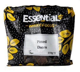 Essential Wholefoods Pitted Dates 250g