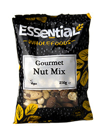 Essential Wholefoods Gourmet Nut Mix 250g