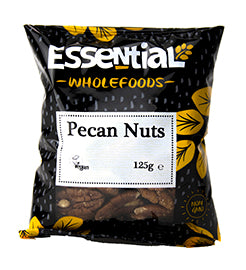 Essential Wholefoods Pecan Nuts 125g