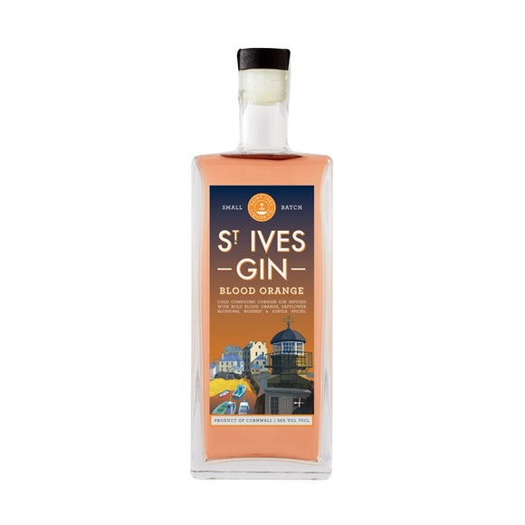St Ives Gin Blood Orange
