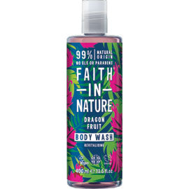 Faith In Nature Dragon Fruit Body Wash 400ml