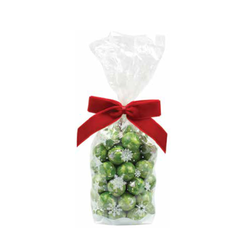 Bon Bons Foiled Chocolate Sprouts Gift Bag
