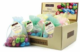 Bon Bon's Milk Chocolate Eggs in foil 140g