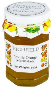 Highfield Seville Orange Marmalade 340g