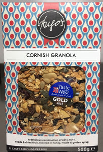 Hugos Cornish Granola 500g