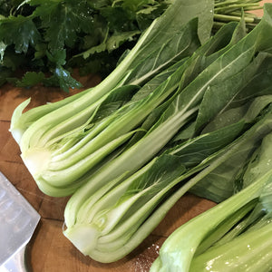 Pak Choi - pack of two from the farm