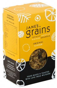 Janes Grains Bircher Granola Original