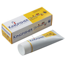 Kingfisher Strawberry Kids Toothpaste 75ml