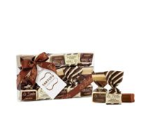 La Perla - tiramisu and triple chocolate Italian truffles 150g