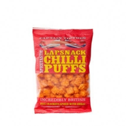 LapSnacks Chilli Puff 150g