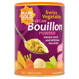 Marigold Vegan Reduced Salt Bouillon 150g (purple)