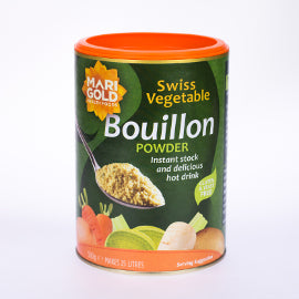 Marigold Veg Bouillon Powder 150g (green)
