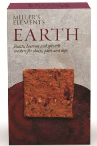 Millers Elements Earth Crackers 100g
