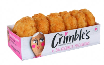 Mrs Crimbles Coconut Macaroon