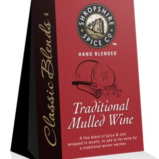 Shropshire Spice Co Mulled Wine Blend 8g