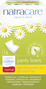 Natracare Panty Liners Normal 18