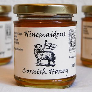 Ninemaidens Small Honey 227g
