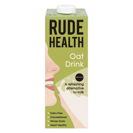 Rude Health Organic Oat Drink 1L