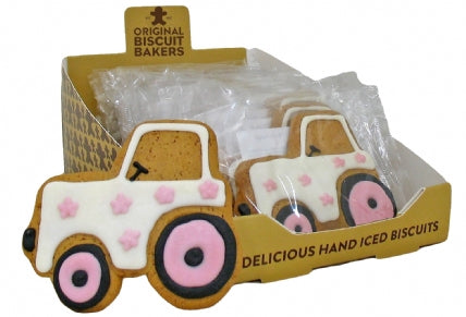 Original Biscuit Bakers Gingerbread Tractor Tilly