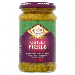 Pataks Chilli Pickle 300g