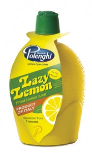 Polenghi Lazy Lemon Juice 200ml