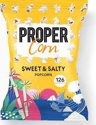 Proper Corn Sweet And Salty Popcorn 90g