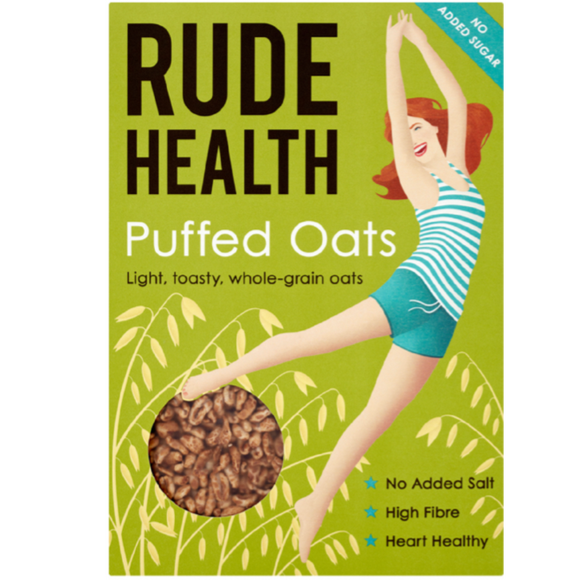 Rude Health Puffed Oats 175g
