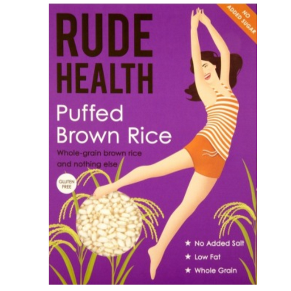 Rude Health Puffed Rice 225g