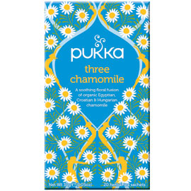 Pukka Three Chamomile