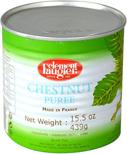 Clement Faugier Chestnut Puree 439g