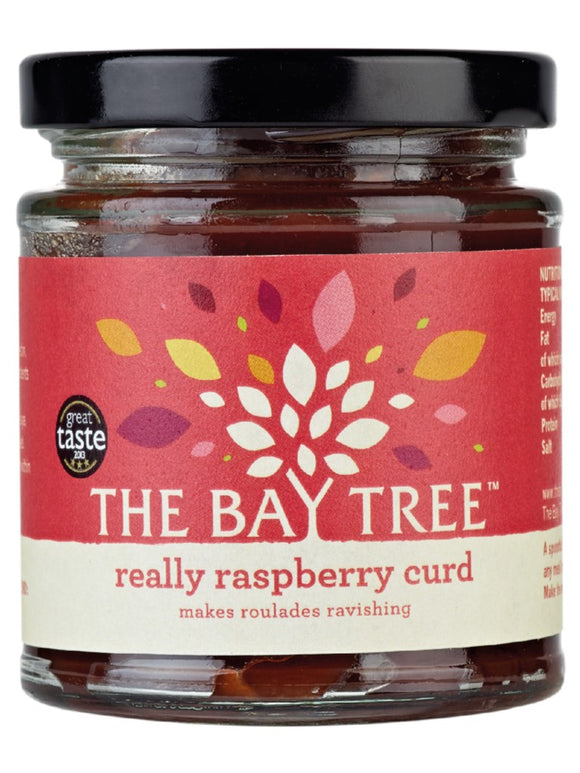 The Bay Tree Raspberry Curd