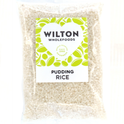 Wilton Wholefoods - Rice Pudding 500g
