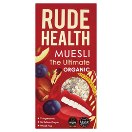 Rude Health Ultimate Museli 500g