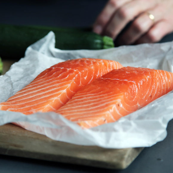 Salmon Portion (180-200g)