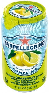 San Pellegrino Grapefruit 330ml