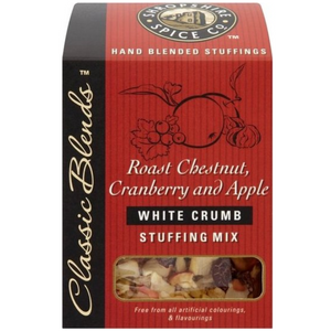 Shropshire Spice Co Chestnut, Cranberry & Apple Wholemeal Stuffing Mix 150g